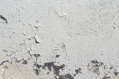 Rough wall with shabby paint painted stock photo