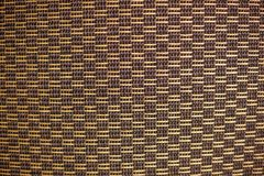 The texture of rough weave of the carpet, Rope Weave.  Stock Photography