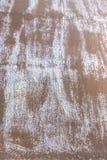 Texture rouillée de fer Vieux fond de feuillard Configuration grunge Photo libre de droits