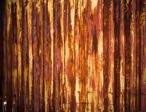 Texture rouillée de metall Photos libres de droits
