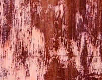 Texture rouillée de mur Photographie stock libre de droits