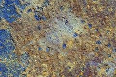 Texture rouillée en métal Image stock