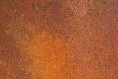 Texture rouillée en métal Images stock