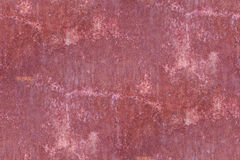 Texture rouillée sans couture en métal Images stock