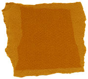 Isolated Fiber Paper Texture - Rust XXXXL Stock Photo
