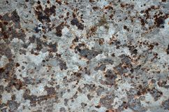 Texture with rust Royalty Free Stock Images