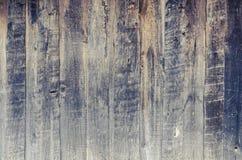 Texture rustique de conseils en bois Photographie stock libre de droits