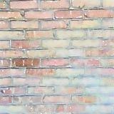 Texture rustique sale de fond de mur de briques Photographie stock
