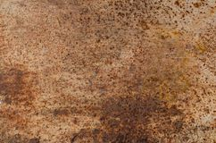 Rusty texture on the wall royalty free stock photo