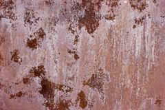Texture of rusty metal. Corrosion. Abstract. Background Royalty Free Stock Photo