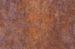 Texture of rusty metal stock photo
