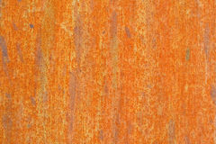Texture 6471 - rusty steel plate Stock Images