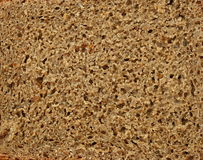 Texture of rye bread Stock Photo