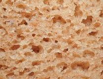 Texture of rye bread - macro Stock Images