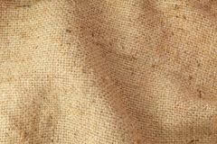 Texture sack Royalty Free Stock Photography