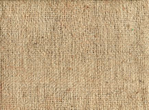 Texture sack background Stock Photography