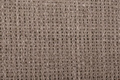Texture sack Stock Image