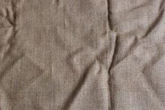 Texture of a sacking. Royalty Free Stock Photography