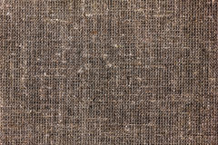 Texture of sacking or hessian or burlap material, gunny sack Royalty Free Stock Photos