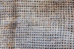 Texture sale de fond de corde de ficelle Images stock