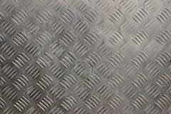Texture sale de table en métal photo libre de droits