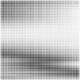 Texture sale tramée pointillée par résumé Fond de conception de vecteur Photo libre de droits