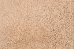 Texture of sand. Base from construction site Stock Photos