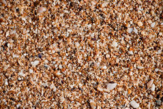 Texture of sand on the beach. Background Royalty Free Stock Photos