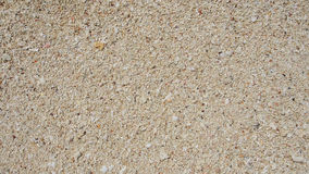 Texture of sand beach Stock Photography