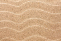 Texture of sand in the desert Stock Photo