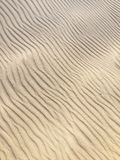 Texture of sand stock image