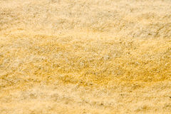 Texture of sand Royalty Free Stock Photo