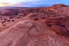Texture of sandstone Stock Photos