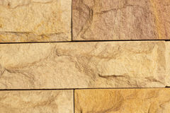 Texture of sandstone Stock Images