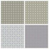 Texture sans couture aux nuances du gris illustration stock