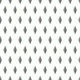 Texture sans couture avec des formes isométriques Photographie stock libre de droits