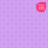 Texture sans couture avec le petit point pourpre Illustration de vecteur de Violet Polka Dot Pattern Background illustration de vecteur