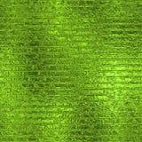 Texture sans couture d'aluminium vert image libre de droits
