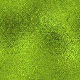 Texture sans couture d'aluminium vert Image stock