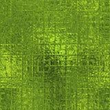 Texture sans couture d'aluminium vert Images libres de droits