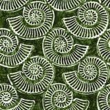 Texture sans couture de batik Images stock