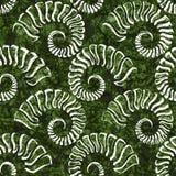 Texture sans couture de batik Images libres de droits