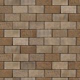 Texture sans couture de briques Photos stock