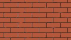 Texture sans couture de briques illustration libre de droits
