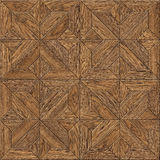 Texture sans couture de conception de parquet Images libres de droits