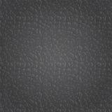 Texture sans couture de cuir de vecteur Images stock