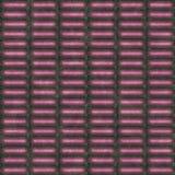 Texture sans couture de lumières de techno Image libre de droits