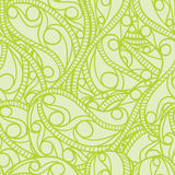 Texture sans couture de modèle fleuri. Illustration ENV 8 de vecteur Photo stock