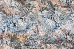 Texture sans couture de roche Image libre de droits