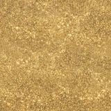Texture sans couture de scintillement de scintillement d'or image libre de droits